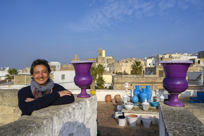 Apulia - Grottaglie pottery