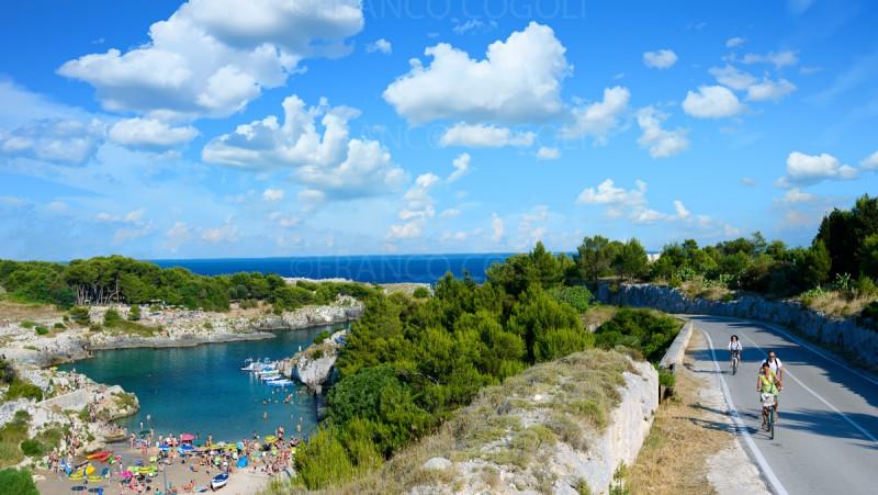 Apulia - On the road along the Salento seaside