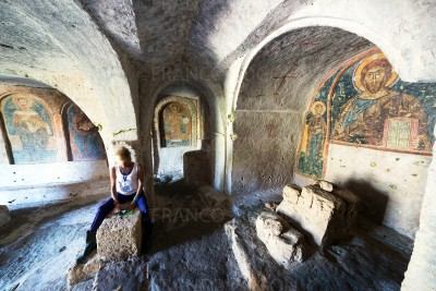 Apulia -  Rocky churches