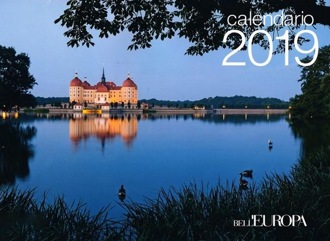 Bell'Europa calendar 2019
