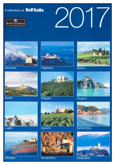 Bell'Italia - calendar