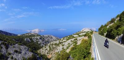 Croatia - The northern Jadranska Magistrala