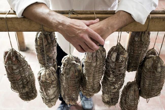 Emilia Romagna - Typical cold cuts