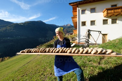 Farmsteads in South Tyrol