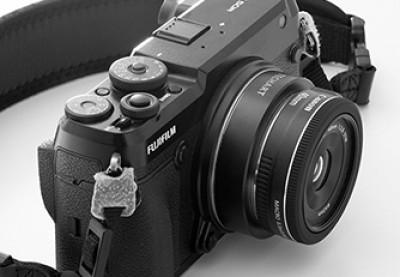 Slimming cure for medium format camera