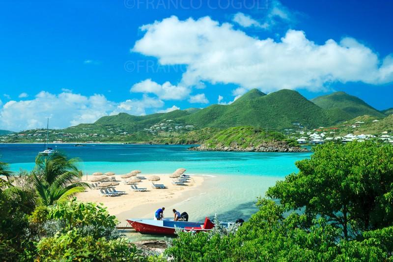 French Caribbean - St Martin island