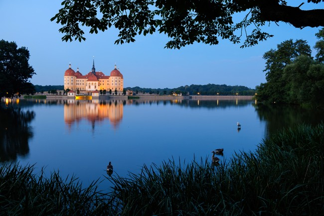 Germany - Moritzburg castle
