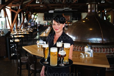 Germany - The beer at Stuttgart