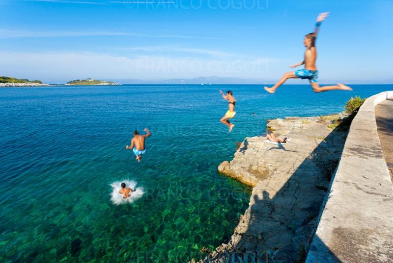 Greek - Paxos island