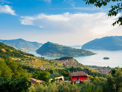 Lombardy - Iseo lake