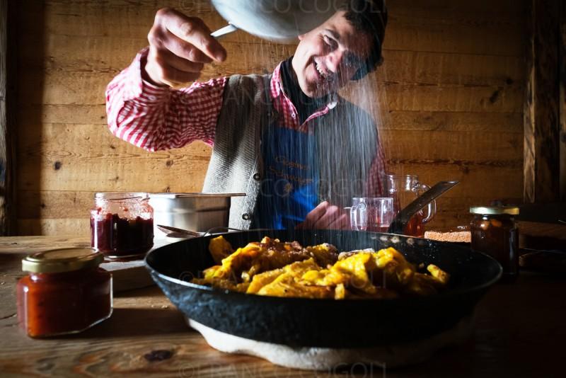 Mountain restaurants in South Tyrol