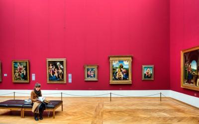 Munich - The Alte Pinakothek