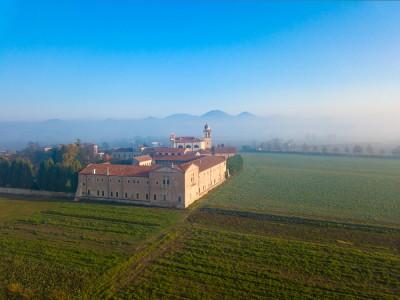 Padua - Carceri abbey