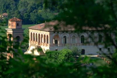 Padua - Villa dei Vescovi