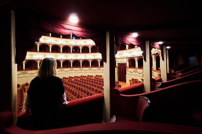 Pesaro - Rossini  theater
