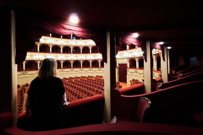 Pesaro - Rossini  theater
