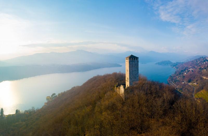 Piedmont - Orta lake