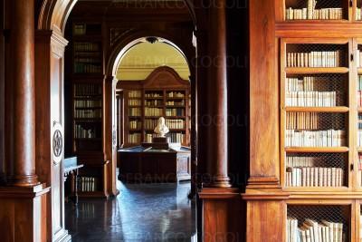 Ravenna - The Classense library