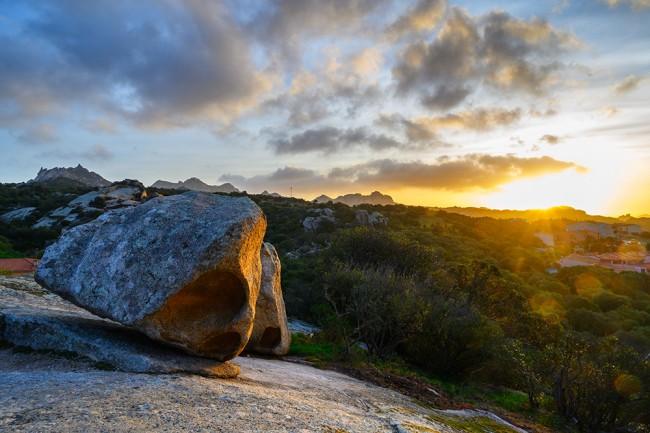 Sardinia - Itinerary in the Gallura region