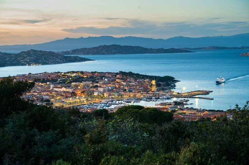 Sardinia - La Maddalena archipelago