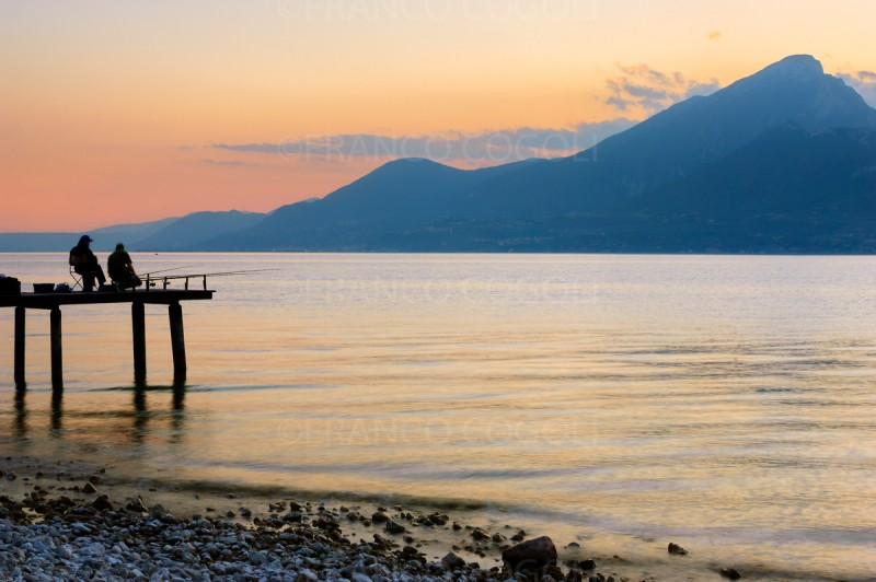Tour of the Garda lake gourmet
