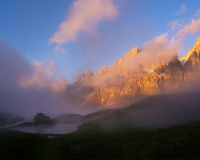 Trentino - Venegia valley