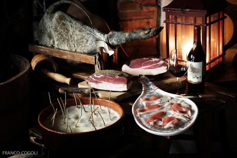 Tuscany - Pisa gourmet