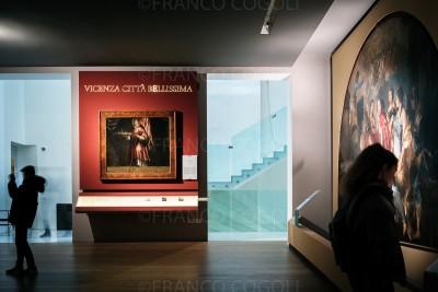Vicenza - Palazzo Chiericati, the Civic Art Gallery