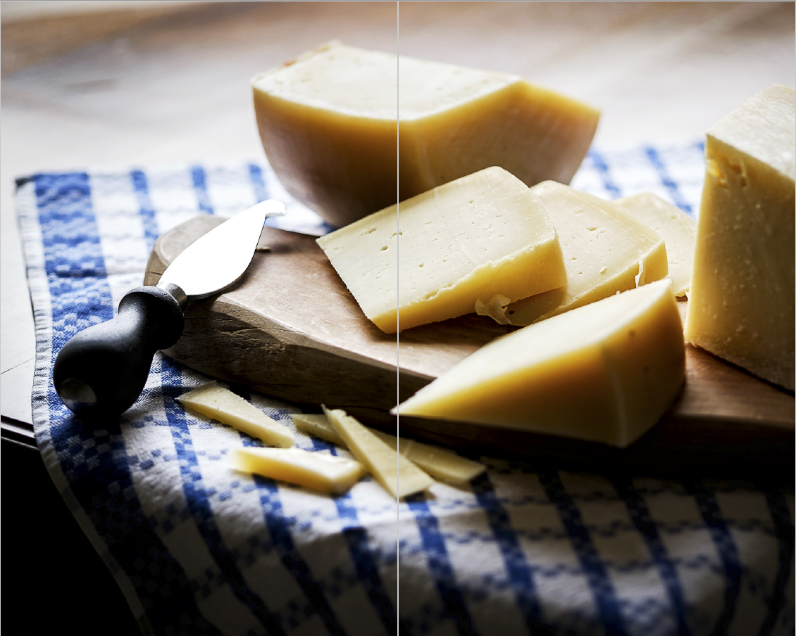 Cheese and dairies -